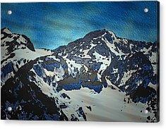 Mountain Acrylic Print