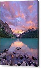 Mountain Rise Acrylic Print