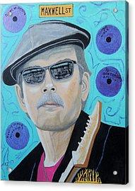 Mr. Triple Threat.studebaker John. Acrylic Print