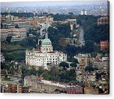 Naples Italy Acrylic Print