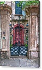 Narrow Is The Gate Acrylic Print