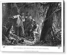 Nat Turner (1800-1831) Acrylic Print by Granger