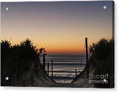 Nauset Beach Sunrise Acrylic Print