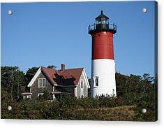 Nauset Lighthouse Acrylic Print
