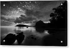Near Le Morne Acrylic Print