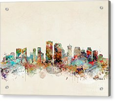 New Orleans Louisiana Acrylic Print