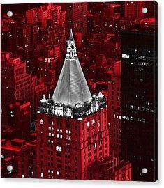 New York Life Building Acrylic Print