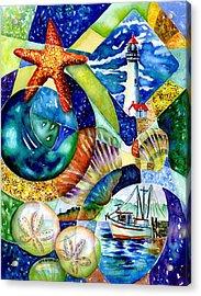 Newport Acrylic Print