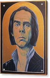 Nick Cave Acrylic Print