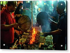 Night Satay II Acrylic Print