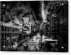 Night Terror Acrylic Print