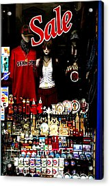 Not For Sale Acrylic Print by Jez C Self