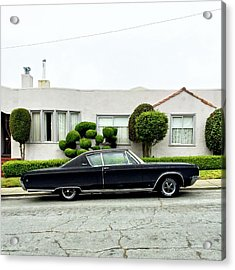 Old Car Acrylic Print