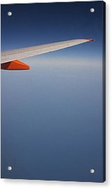 Out There Acrylic Print by Jez C Self