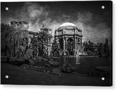 Acrylic Print featuring the photograph Palace Of Fine Arts by Ryan Photography