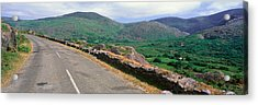 Panoramic View Of Healy Pass, Cork Acrylic Print by Panoramic Images