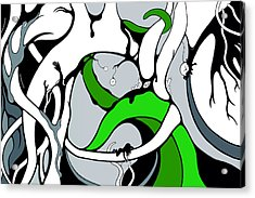 Parabys Acrylic Print