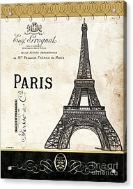 Paris Ooh La La 1 Acrylic Print