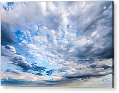 Acrylic Print featuring the photograph Passing On by Anthony Rego