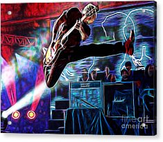 Pearl Jam Collection Acrylic Print