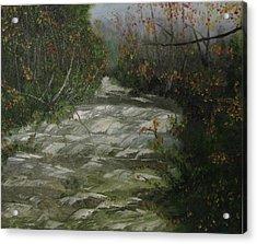 Peavine Creek Acrylic Print
