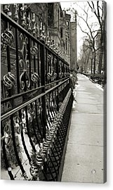 Perspective Acrylic Print by Joanne Coyle