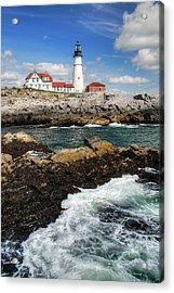 Portland Head Lighthouse Acrylic Print