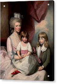Portrait Of A Family Acrylic Print