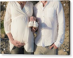 Acrylic Print featuring the photograph Powell Maternity by T Brian Jones