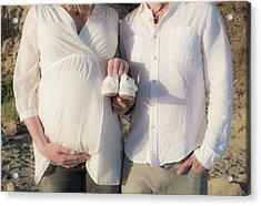 Powell Maternity Acrylic Print