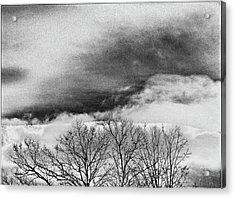 Prelude Acrylic Print by Steven Huszar
