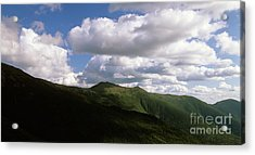 Presidential Range - White Mountains New Hampshire Usa Acrylic Print