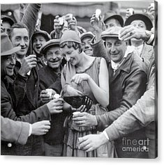 Prohibition Repealed, 1933 Acrylic Print
