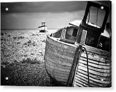 Projekt Desolate Passer By  Acrylic Print by Stuart Ellesmere