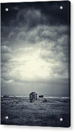 Projekt Desolate The Distance  Acrylic Print by Stuart Ellesmere
