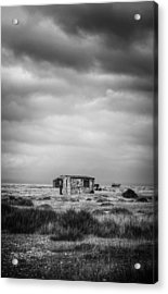 Projekt Desolate The Range  Acrylic Print by Stuart Ellesmere