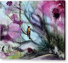 Psalm 84 Acrylic Print by Lorie Meynig