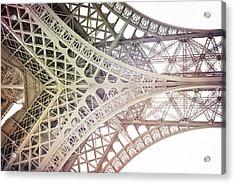 Puddle Iron Acrylic Print