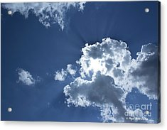 Acrylic Print featuring the photograph Radiance by Megan Dirsa-DuBois