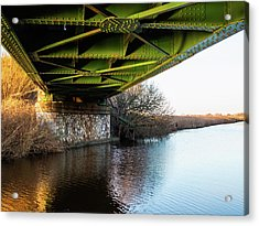 Railway Bridge Acrylic Print