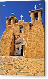 Ranchos De Taos Church  Acrylic Print
