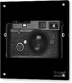 Rangefinder Camera Acrylic Print