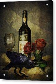 The Ravens Table Acrylic Print