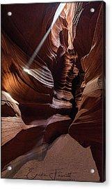 Ray Of Light Acrylic Print