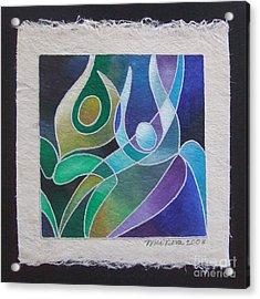 Reki Iv - Dance For Joy Acrylic Print