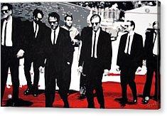 Reservoir Dogs Acrylic Print