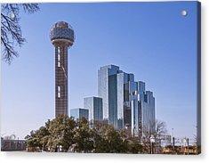 Reunion Tower Dallas II Acrylic Print