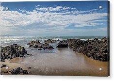 Rhosneigr Beach Acrylic Print