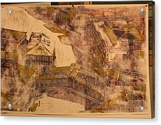 Rialto Bridge Acrylic Print by Biagio Civale