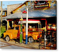 Roadhouse Acrylic Print